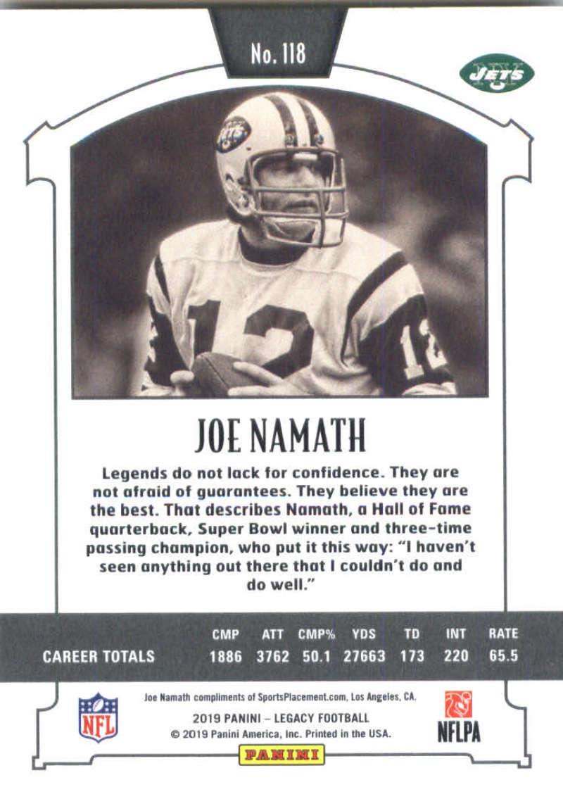 2019-Panini-Legacy-Football-Card-Pick-Including-Rookie-Cards-RC-1-200 thumbnail 237