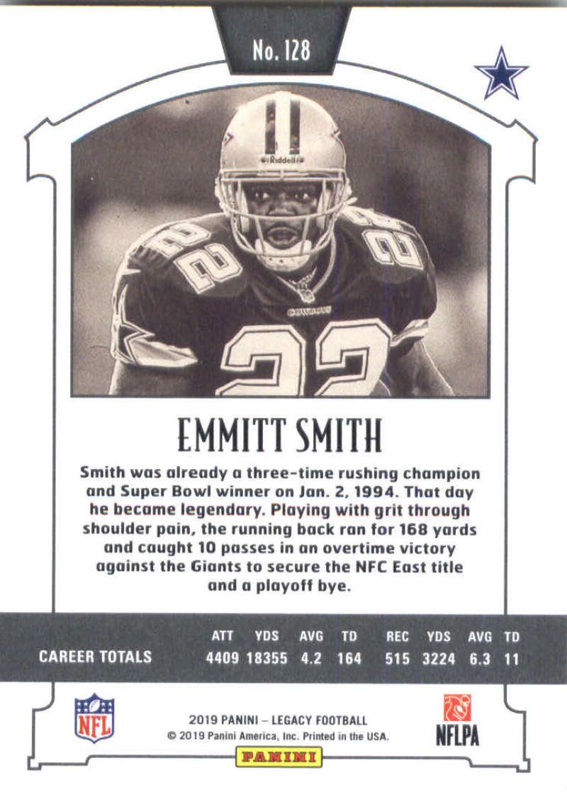 2019-Panini-Legacy-Football-Card-Pick-Including-Rookie-Cards-RC-1-200 thumbnail 255