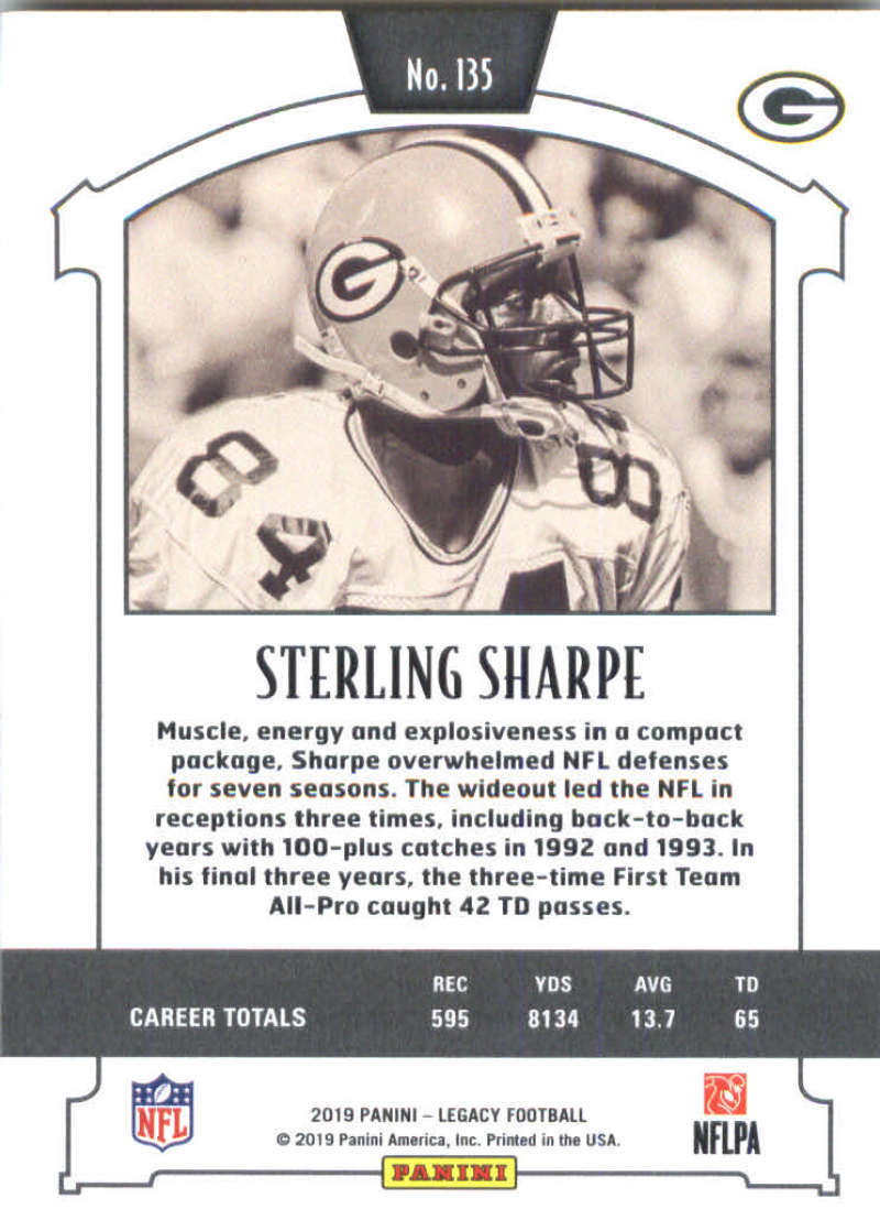 2019-Panini-Legacy-Football-Card-Pick-Including-Rookie-Cards-RC-1-200 thumbnail 269