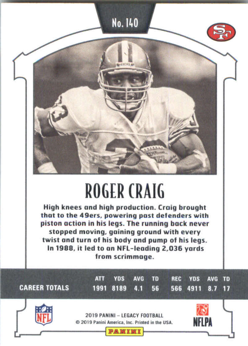 2019-Panini-Legacy-Football-Card-Pick-Including-Rookie-Cards-RC-1-200 thumbnail 277