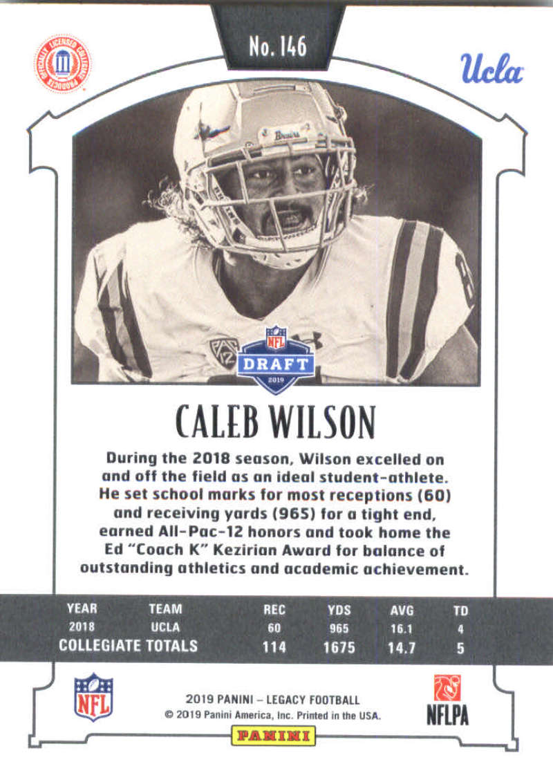 2019-Panini-Legacy-Football-Card-Pick-Including-Rookie-Cards-RC-1-200 thumbnail 289