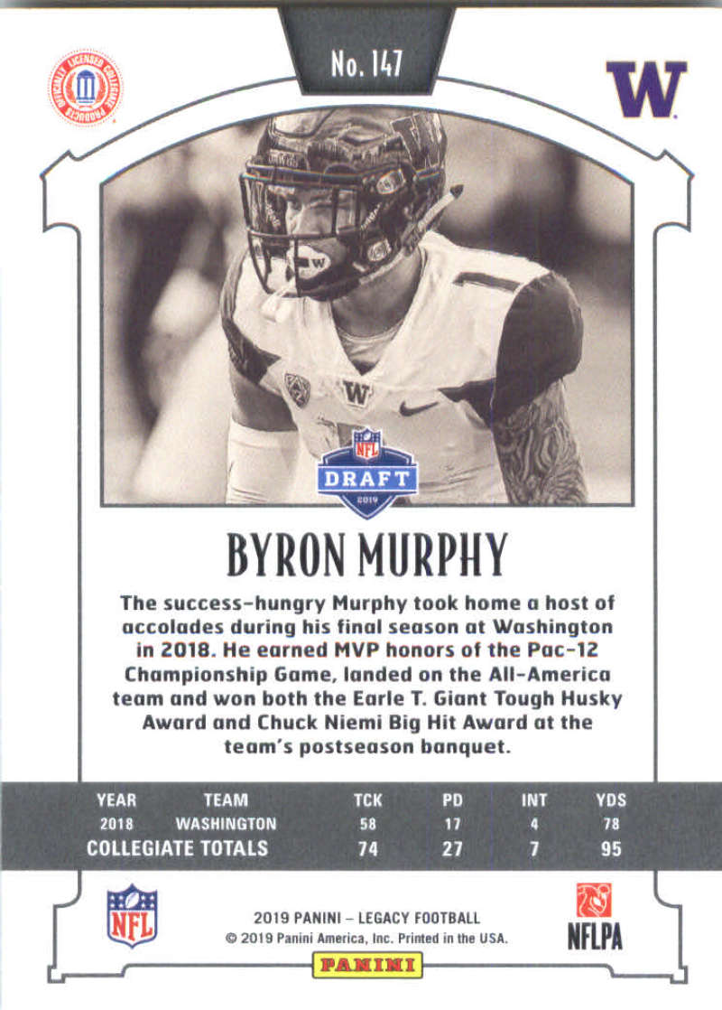 2019-Panini-Legacy-Football-Card-Pick-Including-Rookie-Cards-RC-1-200 thumbnail 291