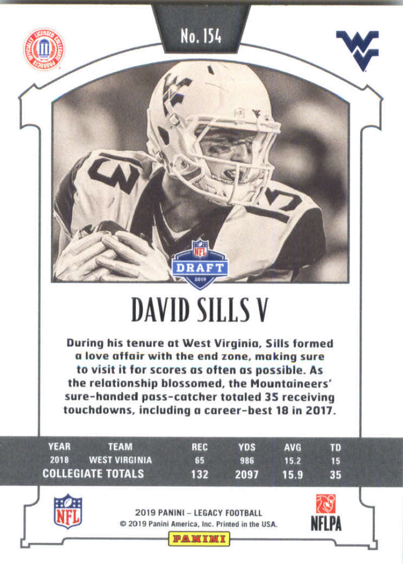 2019-Panini-Legacy-Football-Card-Pick-Including-Rookie-Cards-RC-1-200 thumbnail 305