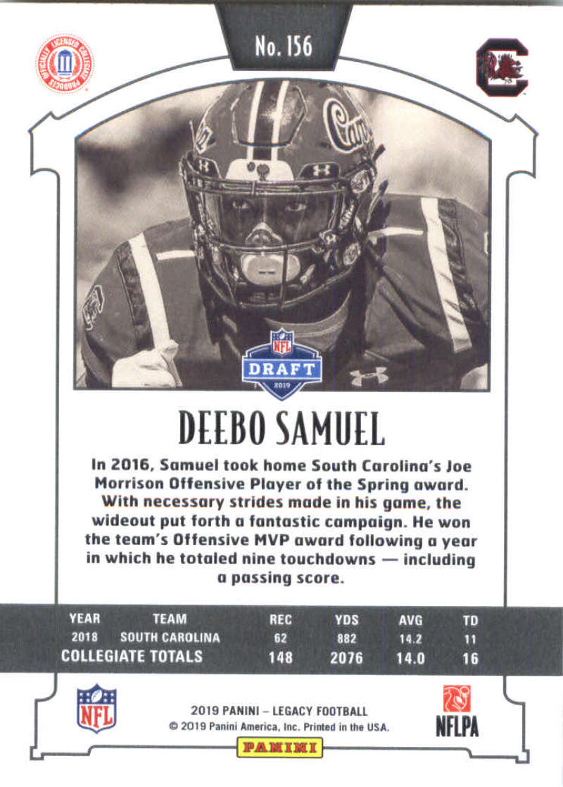 2019-Panini-Legacy-Football-Card-Pick-Including-Rookie-Cards-RC-1-200 thumbnail 309