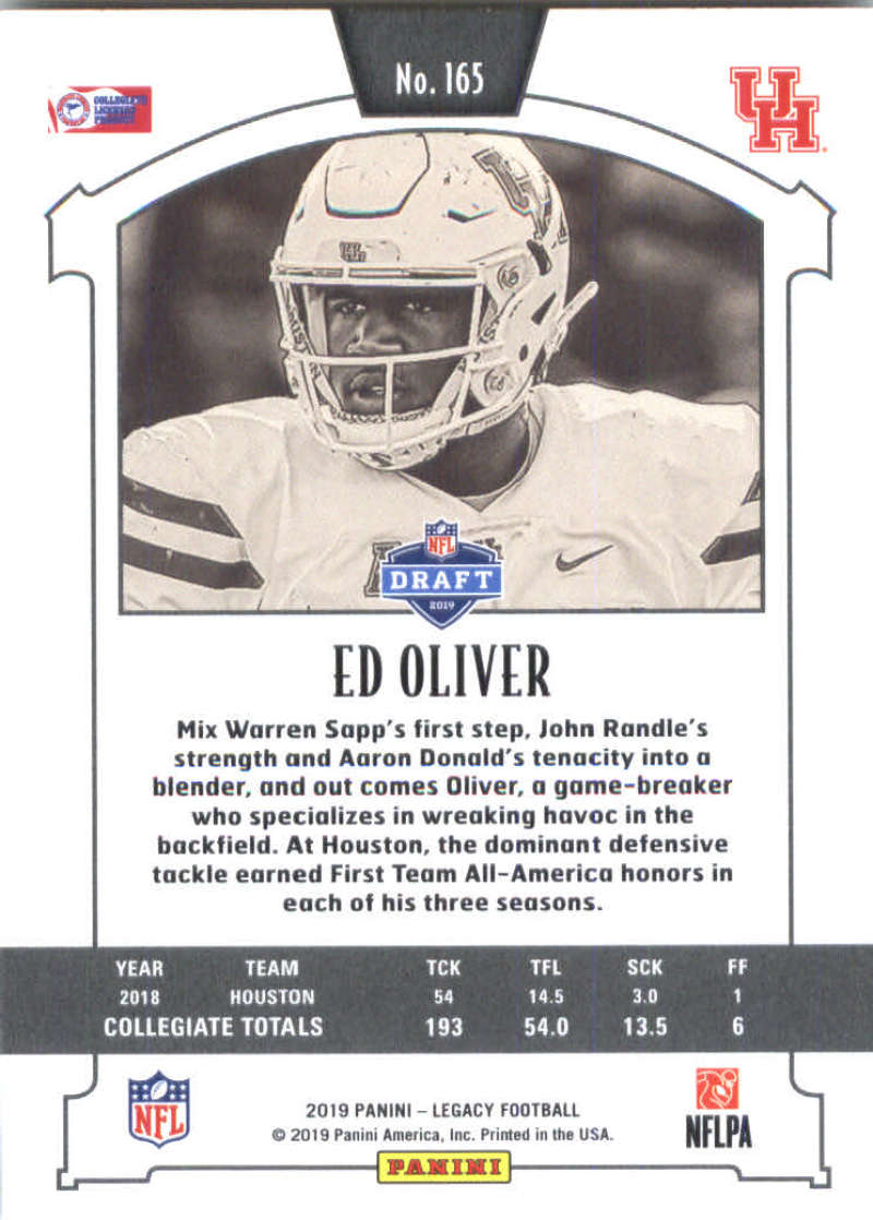 2019-Panini-Legacy-Football-Card-Pick-Including-Rookie-Cards-RC-1-200 thumbnail 327