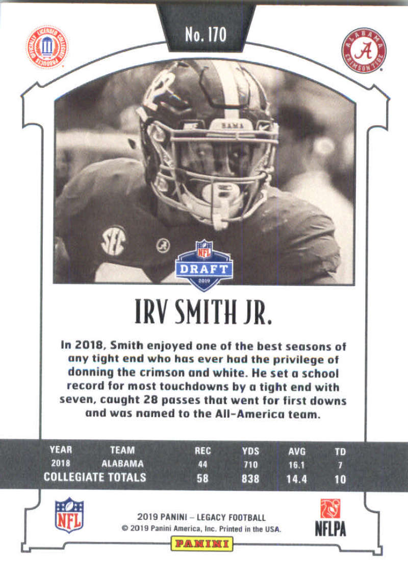 2019-Panini-Legacy-Football-Card-Pick-Including-Rookie-Cards-RC-1-200 thumbnail 337
