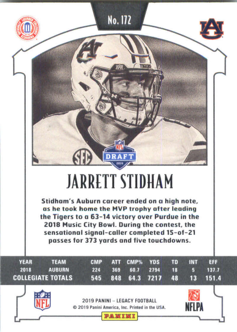 2019-Panini-Legacy-Football-Card-Pick-Including-Rookie-Cards-RC-1-200 thumbnail 341