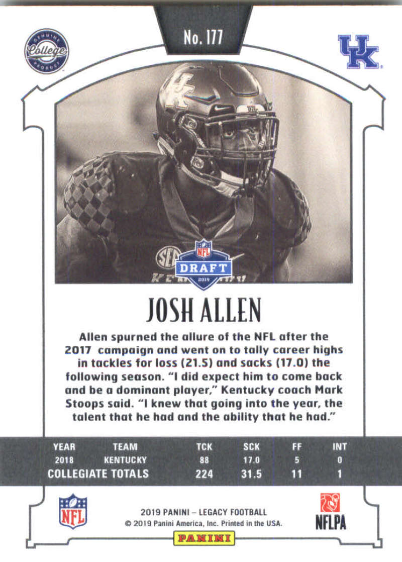 2019-Panini-Legacy-Football-Card-Pick-Including-Rookie-Cards-RC-1-200 thumbnail 351