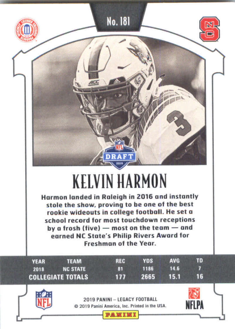 2019-Panini-Legacy-Football-Card-Pick-Including-Rookie-Cards-RC-1-200 thumbnail 359