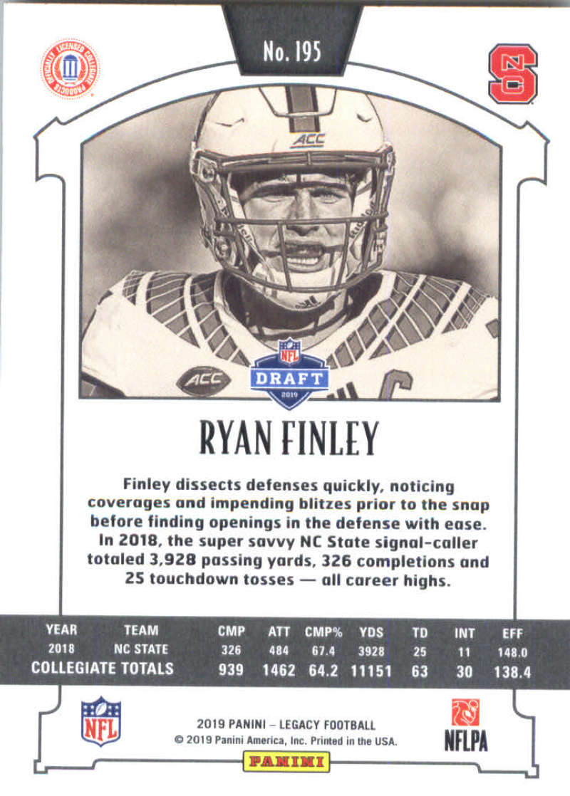 2019-Panini-Legacy-Football-Card-Pick-Including-Rookie-Cards-RC-1-200 thumbnail 387