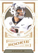 2019 NFL Legacy #163 Drew Lock Missouri Tigers RC Rookie  Official Panini Football Card