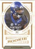 2019 NFL Legacy #177 Josh Allen Kentucky Wildcats RC Rookie  Official Panini Football Card