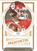 2019 Legacy Football #182 Kyler Murray Oklahoma Sooners Rookie  Official NFL Trading Card From Panini