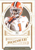 2019 Panini Legacy #197 Trayvon Mullen Jr. NM-MT Clemson Tigers  Officially Licensed NFL Football Trading Card