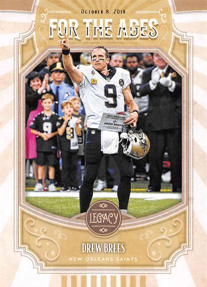 2019 Panini Legacy For the Ages