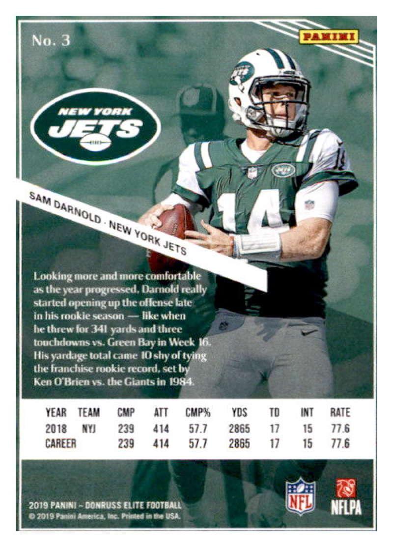 2019-Donruss-Elite-NFL-Panini-Football-Singles-Pick-Your-Cards-Lot-Finish-Set thumbnail 7