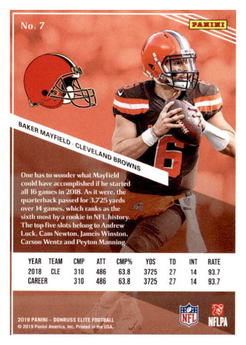 2019-Donruss-Elite-NFL-Panini-Football-Singles-Pick-Your-Cards-Lot-Finish-Set thumbnail 15