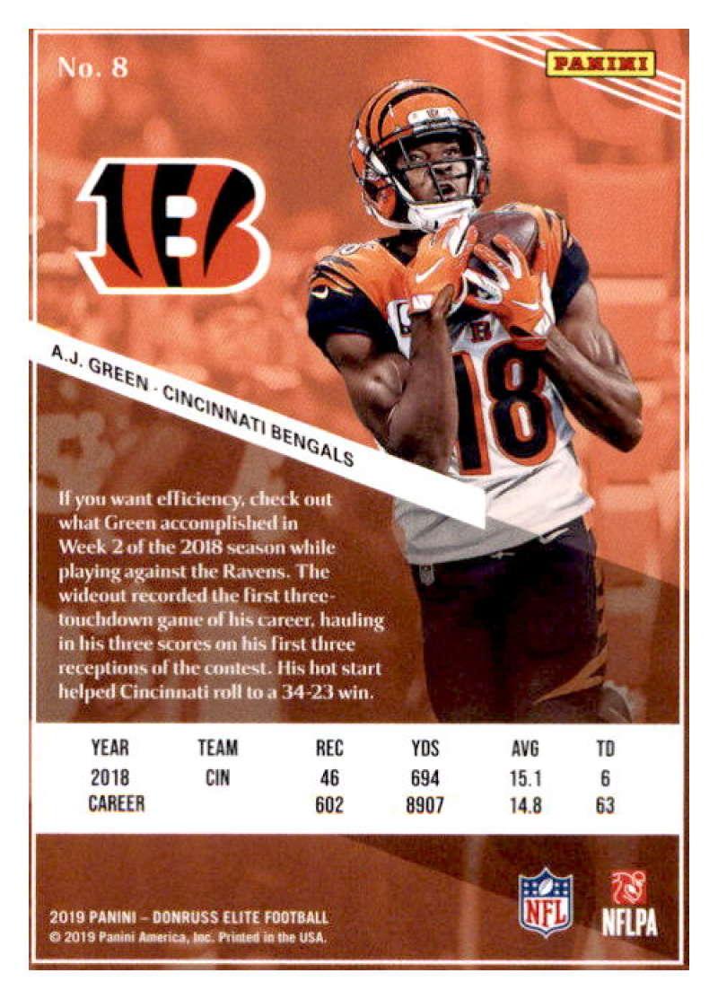 2019-Donruss-Elite-NFL-Panini-Football-Singles-Pick-Your-Cards-Lot-Finish-Set thumbnail 17