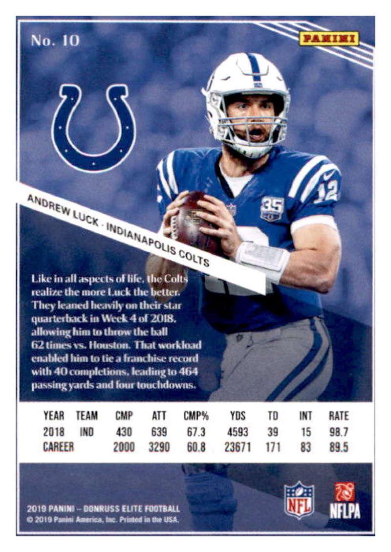 2019-Donruss-Elite-NFL-Panini-Football-Singles-Pick-Your-Cards-Lot-Finish-Set thumbnail 21