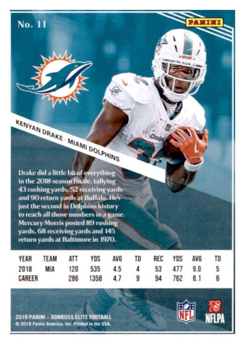 2019-Donruss-Elite-NFL-Panini-Football-Singles-Pick-Your-Cards-Lot-Finish-Set thumbnail 23