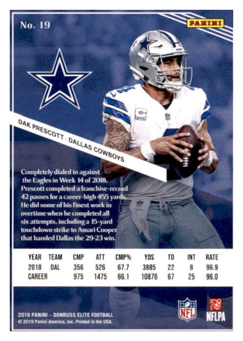 2019-Donruss-Elite-NFL-Panini-Football-Singles-Pick-Your-Cards-Lot-Finish-Set thumbnail 39