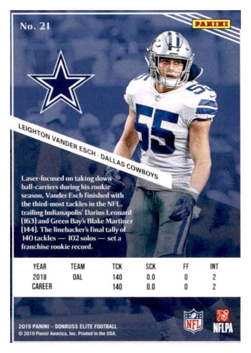 2019-Donruss-Elite-NFL-Panini-Football-Singles-Pick-Your-Cards-Lot-Finish-Set thumbnail 43