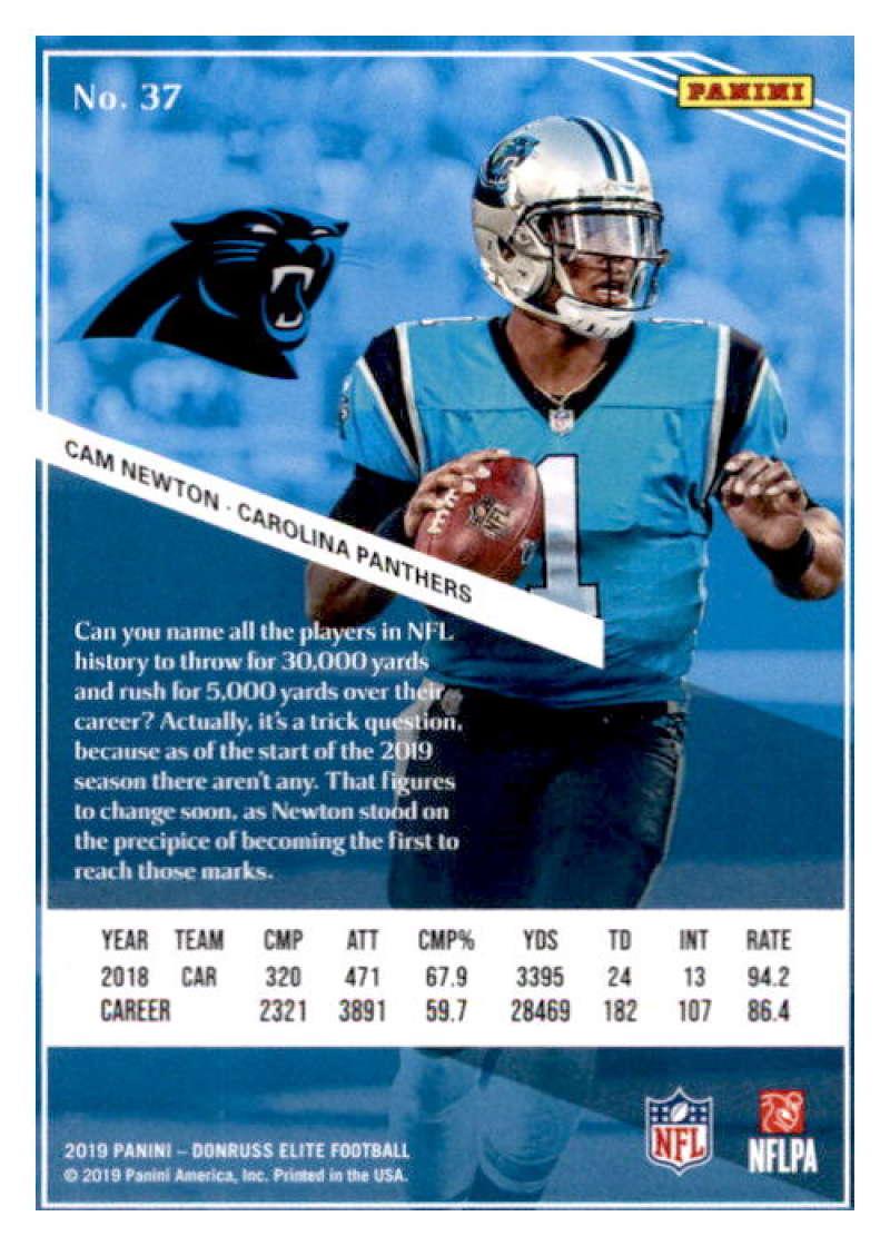 2019-Donruss-Elite-NFL-Panini-Football-Singles-Pick-Your-Cards-Lot-Finish-Set thumbnail 75