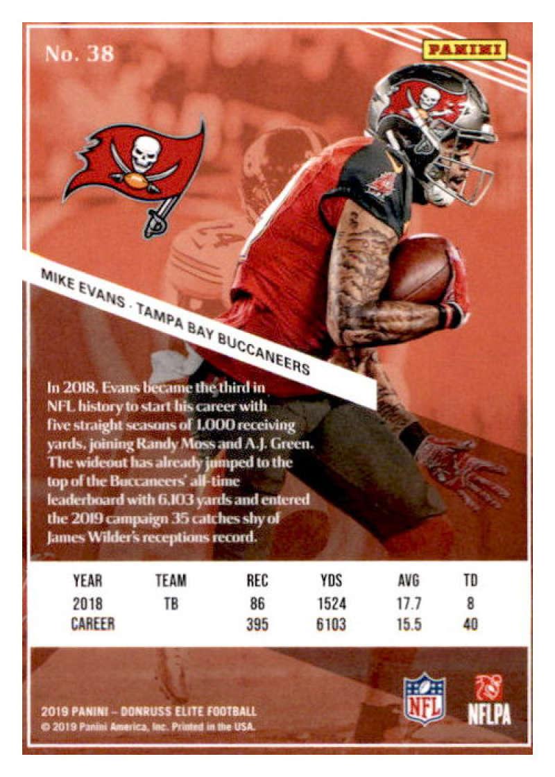 2019-Donruss-Elite-NFL-Panini-Football-Singles-Pick-Your-Cards-Lot-Finish-Set thumbnail 77