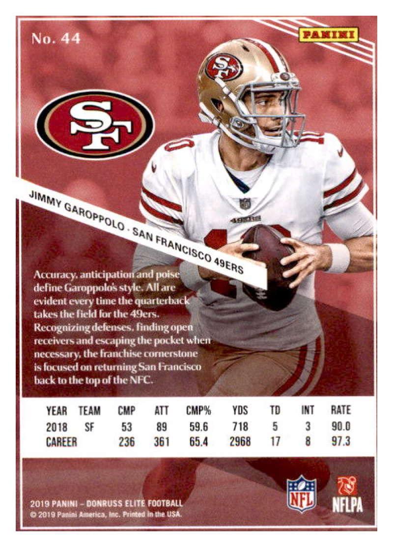 2019-Donruss-Elite-NFL-Panini-Football-Singles-Pick-Your-Cards-Lot-Finish-Set thumbnail 89