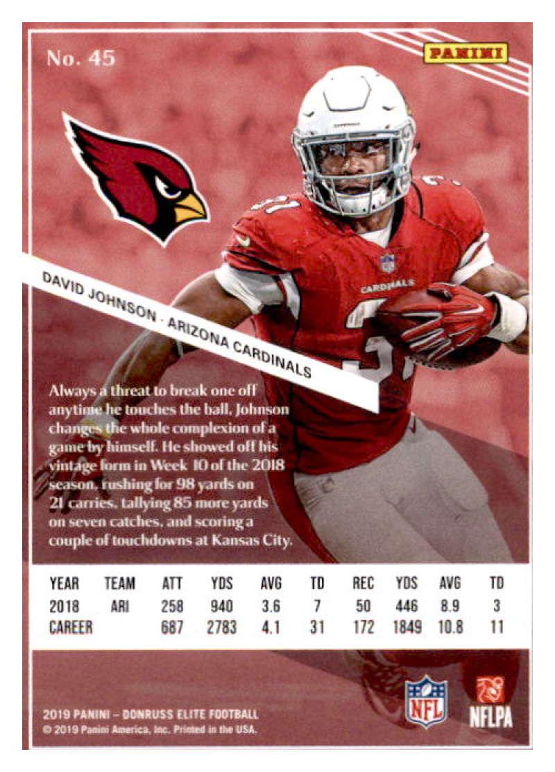 2019-Donruss-Elite-NFL-Panini-Football-Singles-Pick-Your-Cards-Lot-Finish-Set thumbnail 91