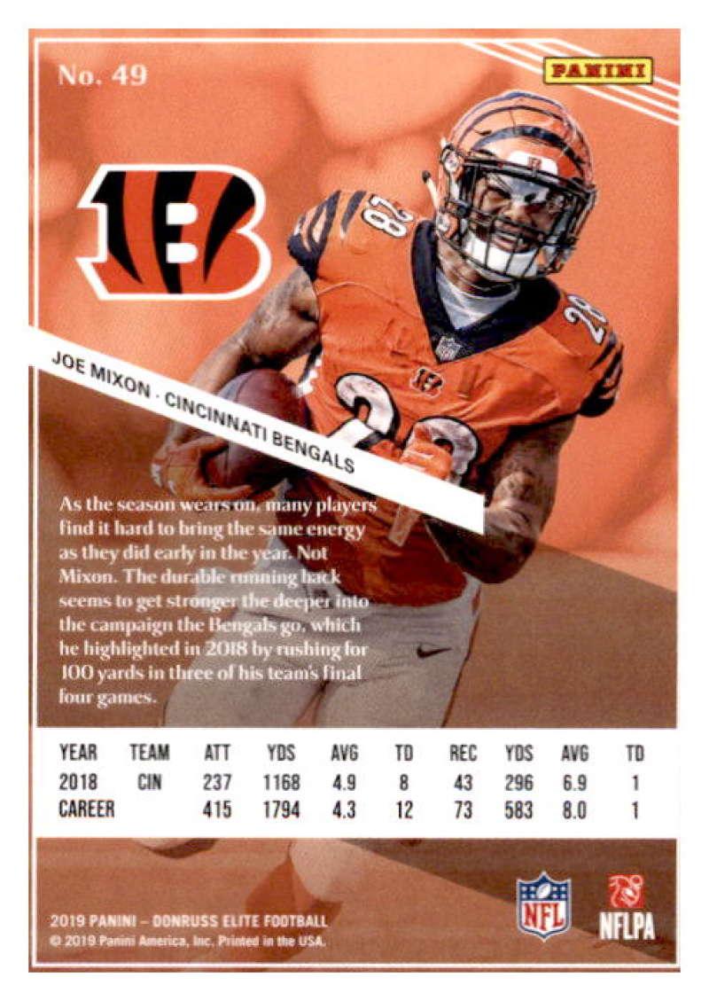 2019-Donruss-Elite-NFL-Panini-Football-Singles-Pick-Your-Cards-Lot-Finish-Set thumbnail 99