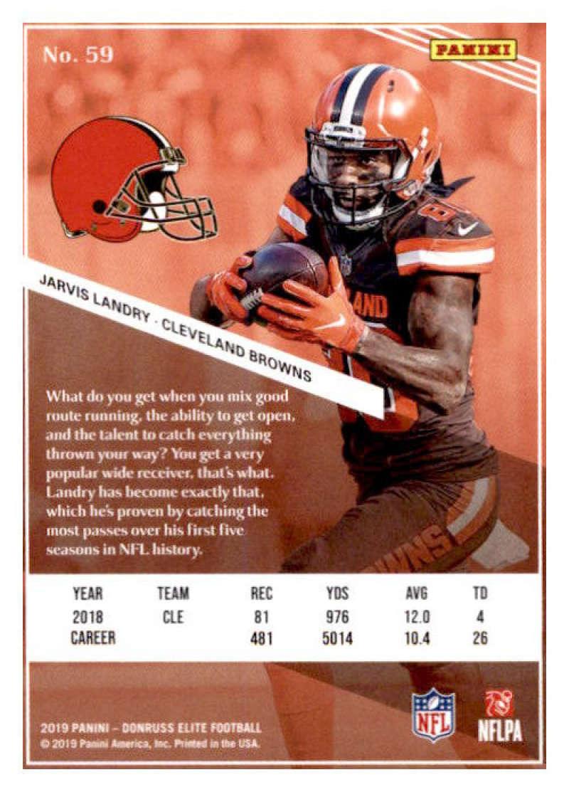 2019-Donruss-Elite-NFL-Panini-Football-Singles-Pick-Your-Cards-Lot-Finish-Set thumbnail 119
