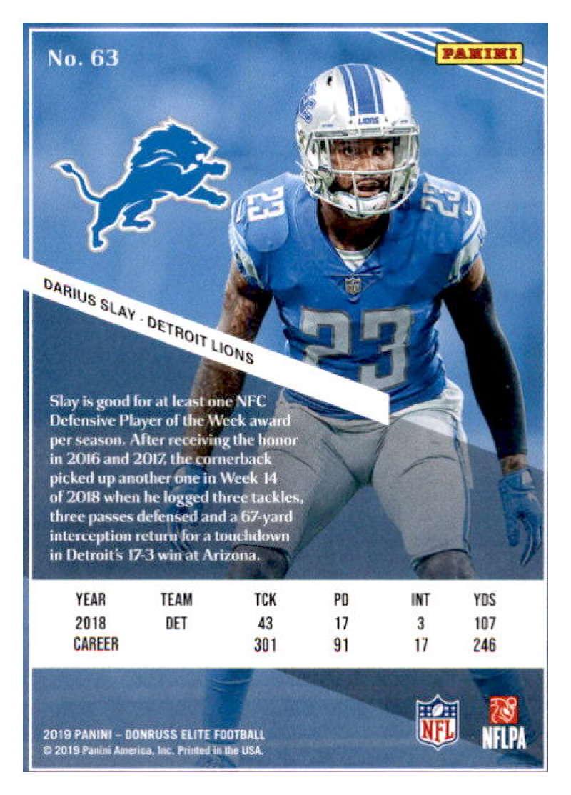 2019-Donruss-Elite-NFL-Panini-Football-Singles-Pick-Your-Cards-Lot-Finish-Set thumbnail 127