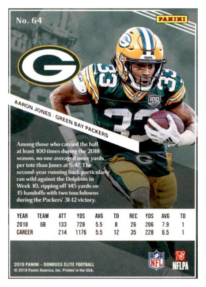 2019-Donruss-Elite-NFL-Panini-Football-Singles-Pick-Your-Cards-Lot-Finish-Set thumbnail 129