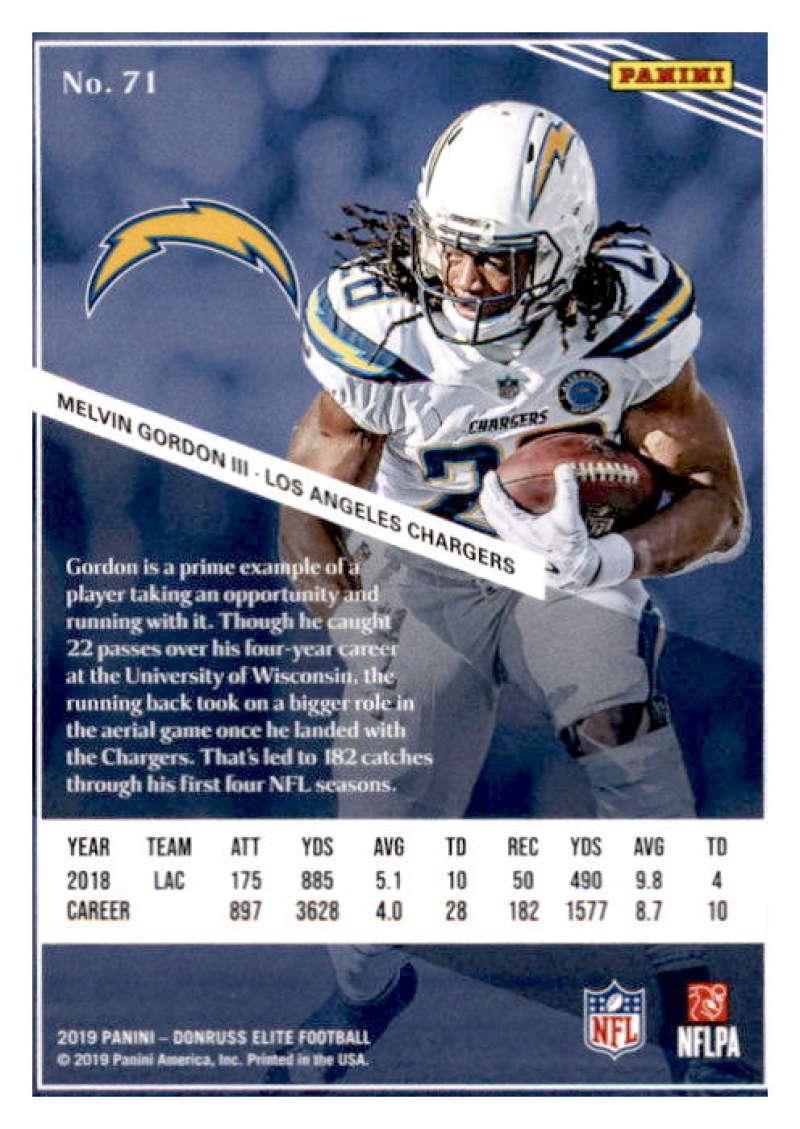 2019-Donruss-Elite-NFL-Panini-Football-Singles-Pick-Your-Cards-Lot-Finish-Set thumbnail 143