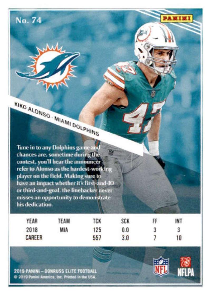 2019-Donruss-Elite-NFL-Panini-Football-Singles-Pick-Your-Cards-Lot-Finish-Set thumbnail 149