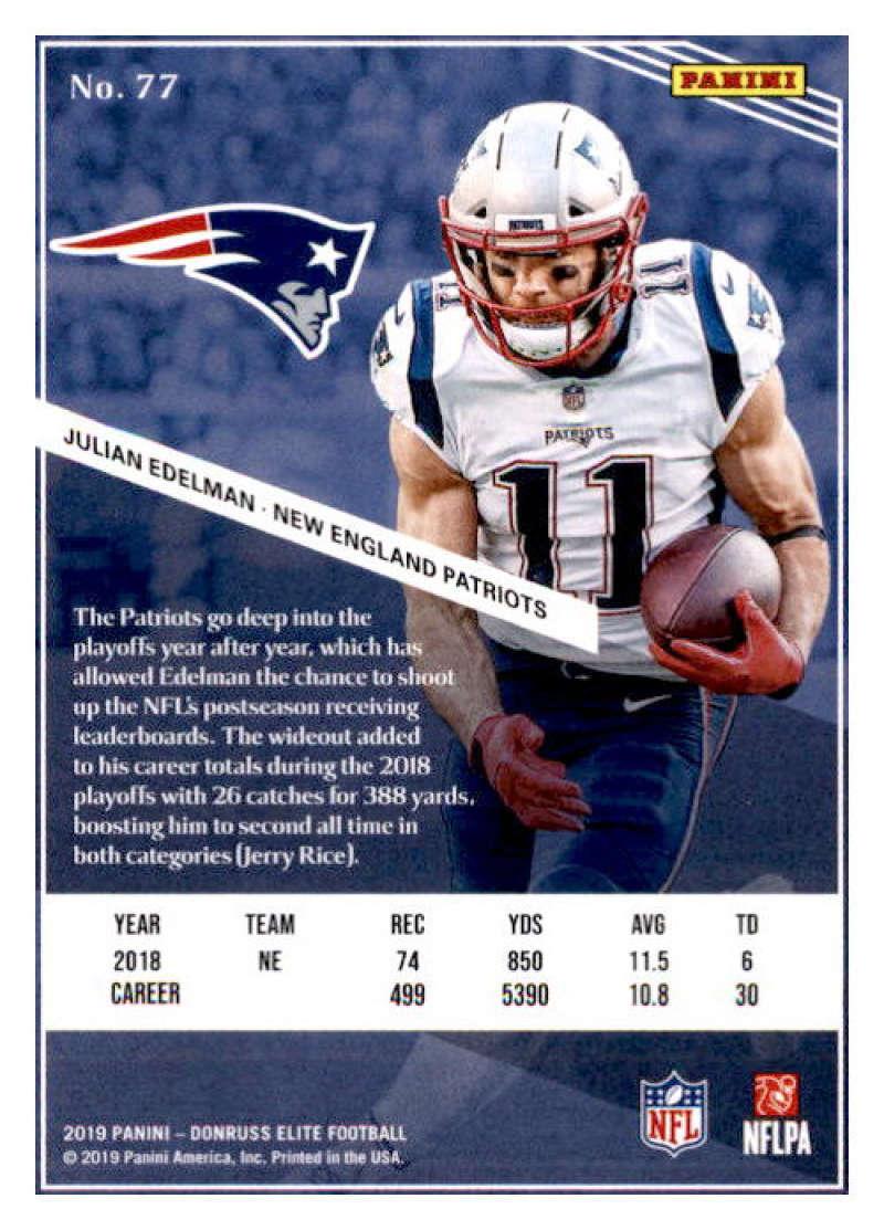 2019-Donruss-Elite-NFL-Panini-Football-Singles-Pick-Your-Cards-Lot-Finish-Set thumbnail 155