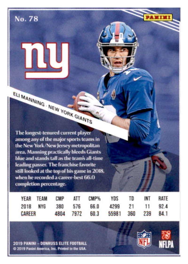 2019-Donruss-Elite-NFL-Panini-Football-Singles-Pick-Your-Cards-Lot-Finish-Set thumbnail 157