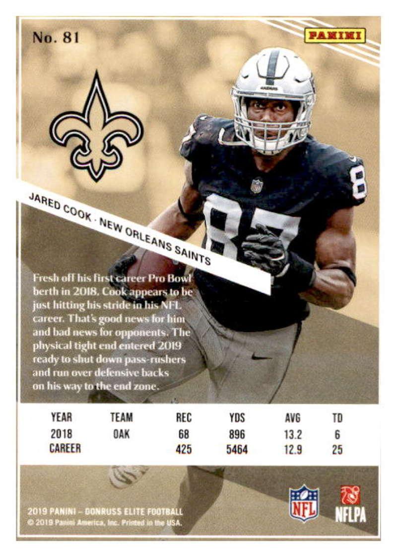 2019-Donruss-Elite-NFL-Panini-Football-Singles-Pick-Your-Cards-Lot-Finish-Set thumbnail 163