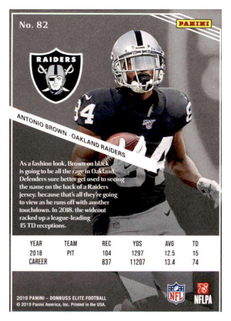 2019-Donruss-Elite-NFL-Panini-Football-Singles-Pick-Your-Cards-Lot-Finish-Set thumbnail 165