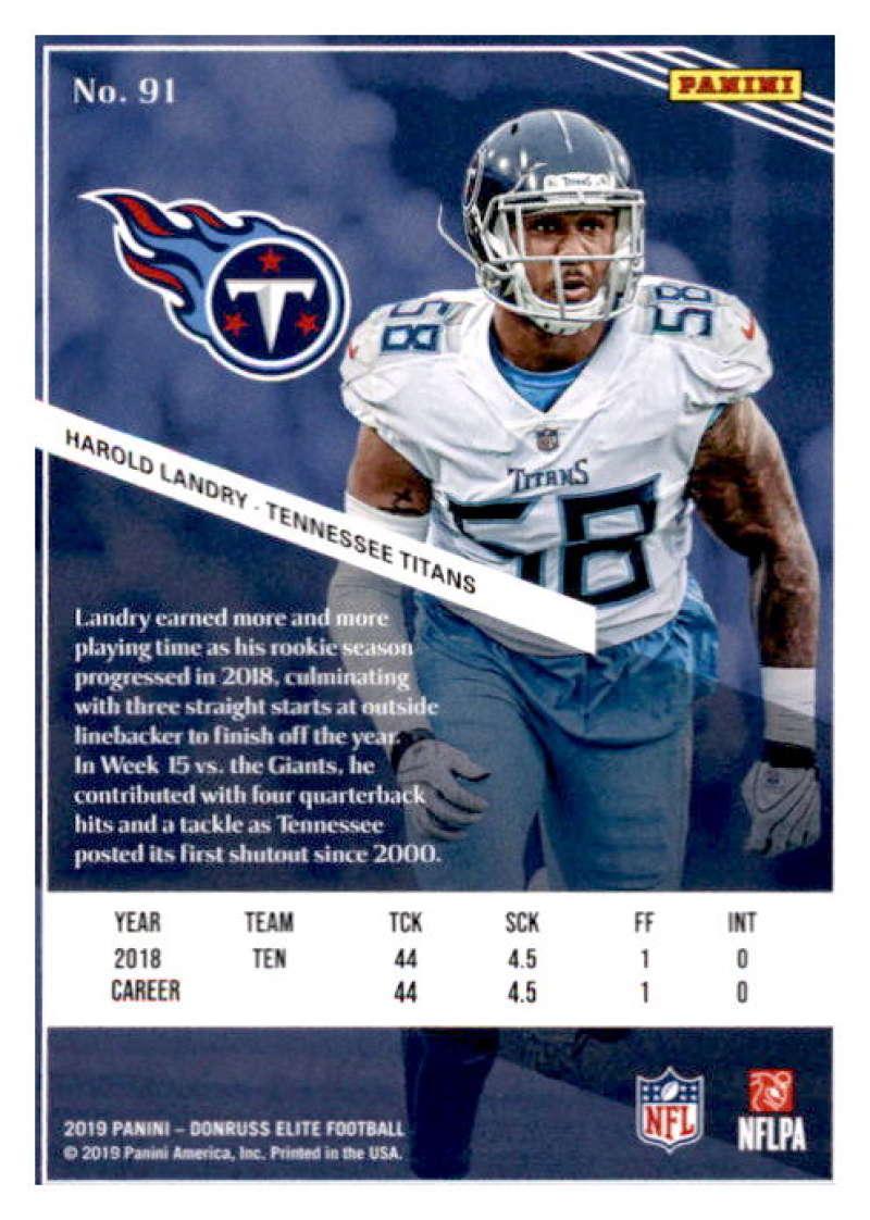2019-Donruss-Elite-NFL-Panini-Football-Singles-Pick-Your-Cards-Lot-Finish-Set thumbnail 183