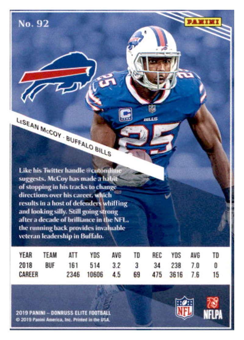2019-Donruss-Elite-NFL-Panini-Football-Singles-Pick-Your-Cards-Lot-Finish-Set thumbnail 185