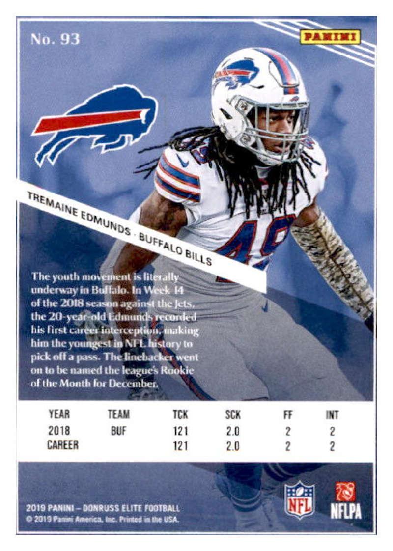 2019-Donruss-Elite-NFL-Panini-Football-Singles-Pick-Your-Cards-Lot-Finish-Set thumbnail 187