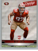 2019 Prestige NFL #211 Nick Bosa RC Rookie Card San Francisco 49ers Official Panini Football Trading Card