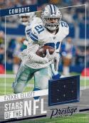 2019 Panini Prestige Stars of the NFL Xtra Points Blue #SS-EE Ezekiel Elliott NM-MT Dallas Cowboys