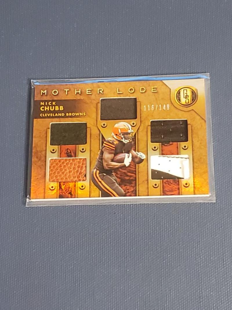 2019 Panini Gold Standard Mother Lode