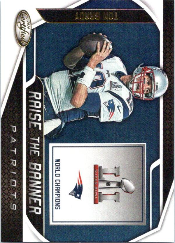 2019 Panini Certified Raise the Banner
