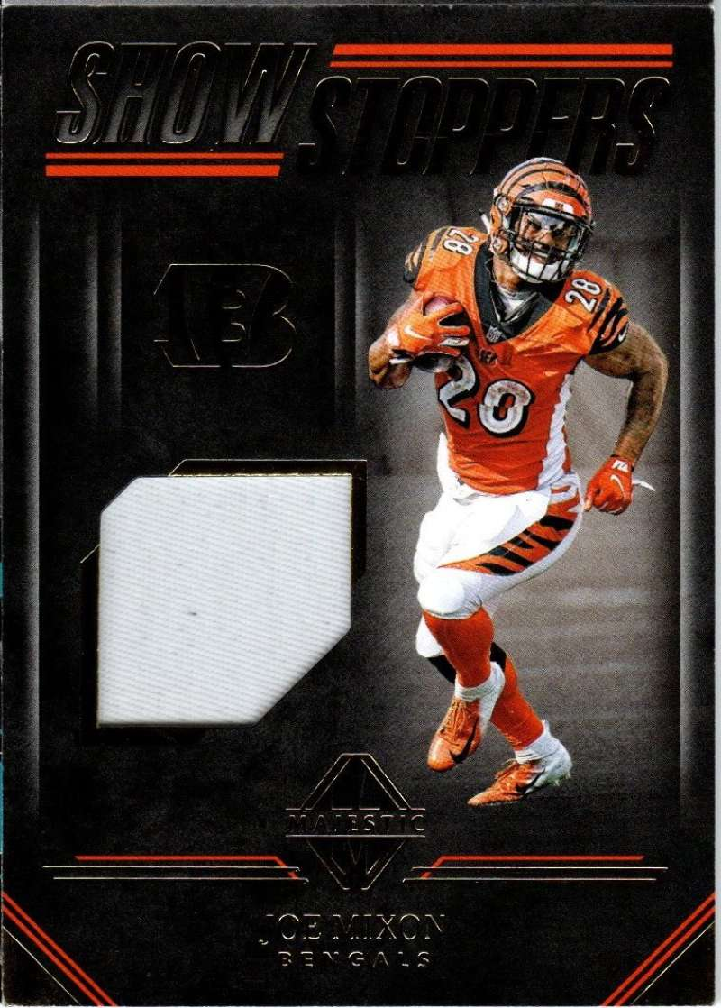 2019 Panini Majestic Showstoppers Materials Gold