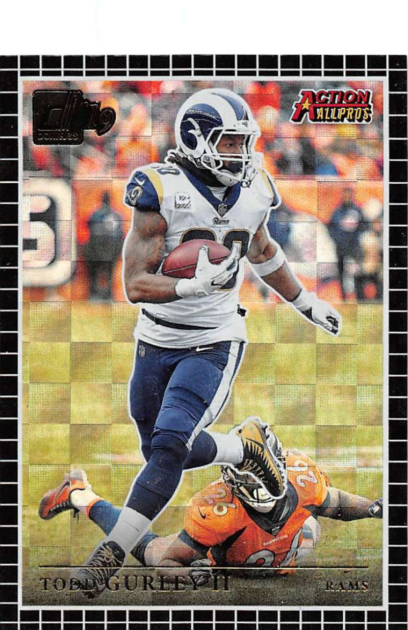 2019 Donruss  Action All-Pros