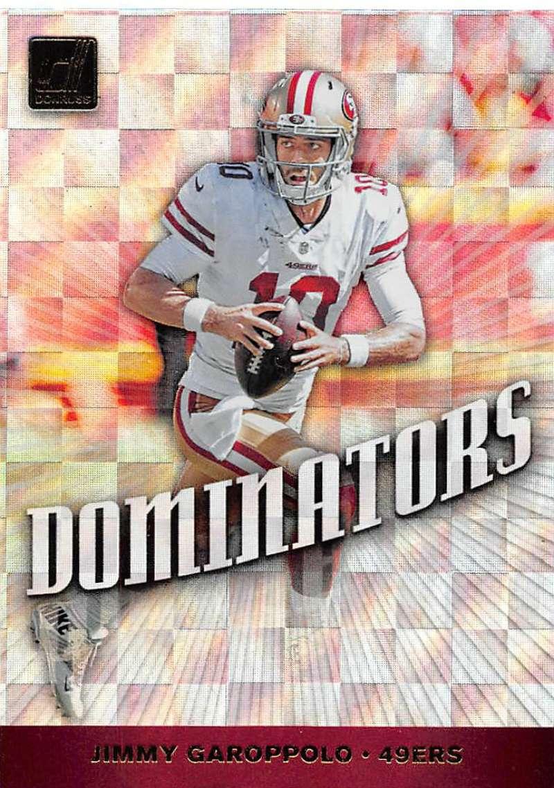 2019 Donruss  Dominators